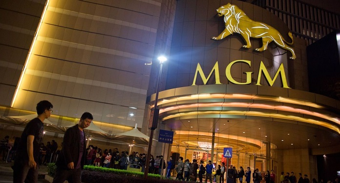 MGM China Divulga Resultados Anuais de 2019