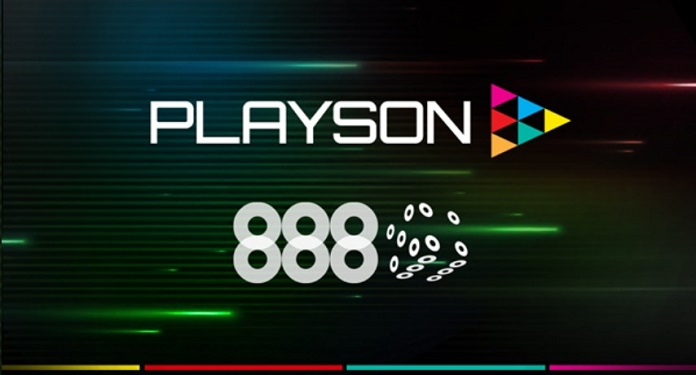 Playson Continua Expansão Européia Com Parceria do 888casino