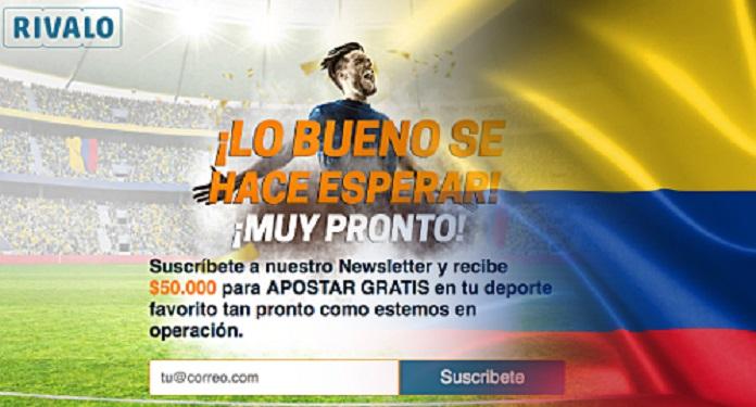 Rivalo faz sua estréia como cassino online na Colômbia