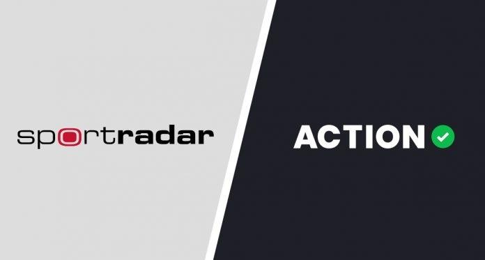 Sportradar e The Action Network Fecham Acordo de dados em Tempo Real