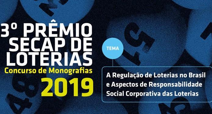 3º Prêmio Secap de Loterias Prorroga Inscrições Até o dia 6 de Abril