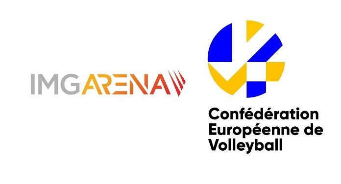 IMG Arena Firma Parceria com Confederação Europeia de Voleibol
