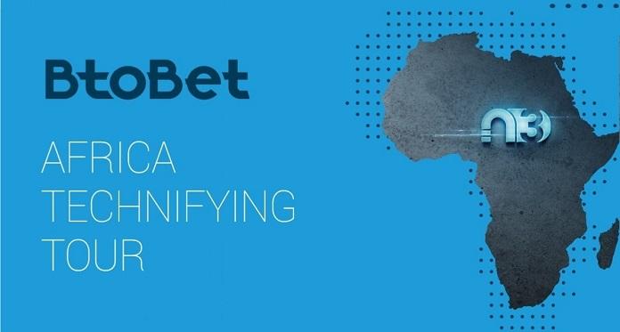 BtoBet Anuncia Turnê de Apresentação Tecnológica na África