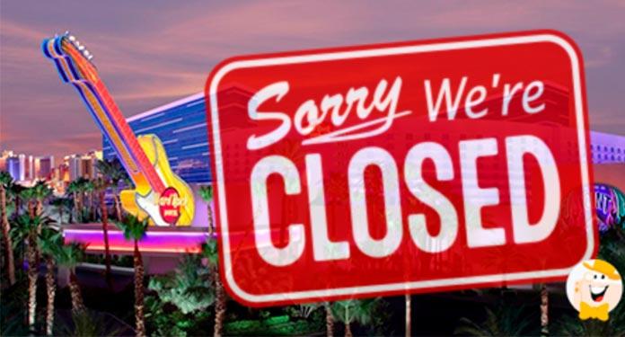 Devido-à-Pandemia-de-Coronavírus,-Las-Vegas-Fecha-Cassinos