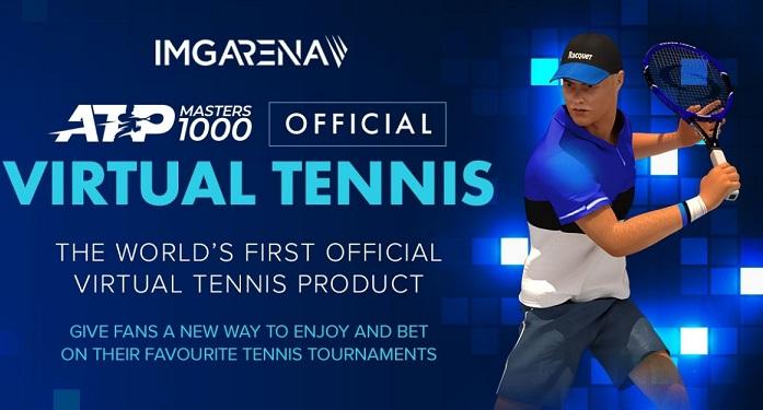 IMG Arena e ATP Media Lançam Produto Oficial de Tênis Virtual