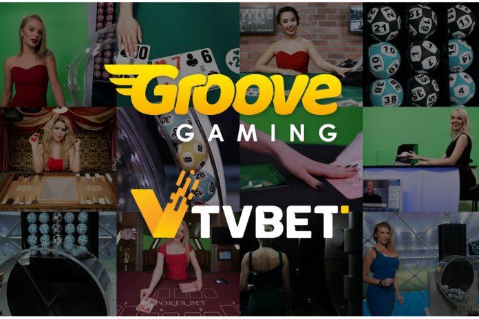 TVBET Aposta no Groovegaming para Estimular Crescimento Rápido
