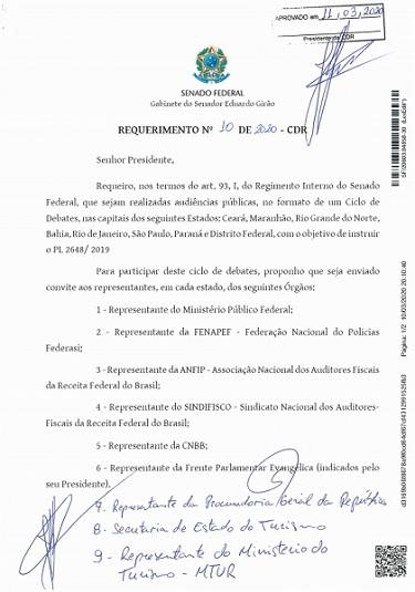 Abertura de Cassinos em Resorts será Debatida em Oito Capitais Brasileiras