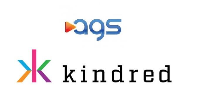 AGS Integra Seis de Seus Jogos a Plataforma da Kindred em New Jersey