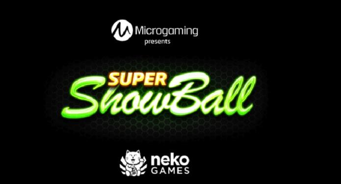 Microgaming Lança Jogo de Bingo Online Exclusivo, Super Showball