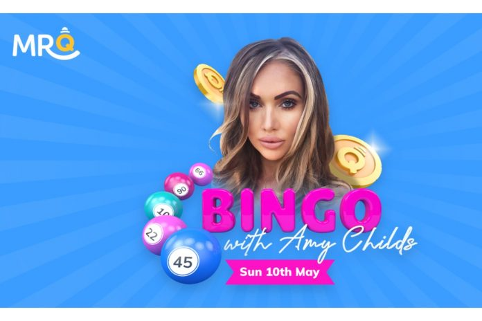 MrQ Organiza Jogos de Bingo com Estrelas da TV para os Próximos Dias