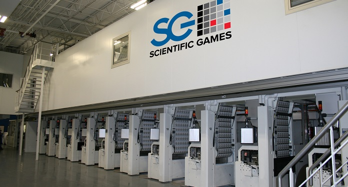 Scientific Games Anuncia um Novo CFO