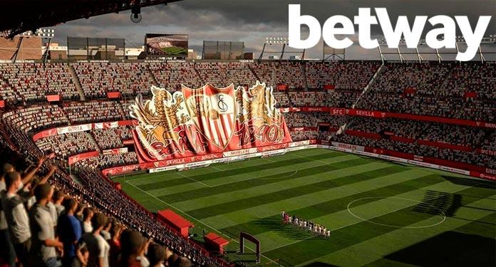 Sevilla-Poderá-Fechar-com-a-Betway-para-Patrocínio-Máster