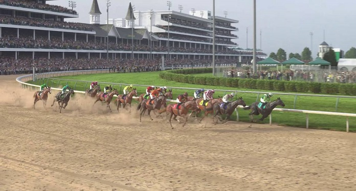 Virtual Kentucky Derby da Inspired Atraiu 1,7 Milhão de Espectadores