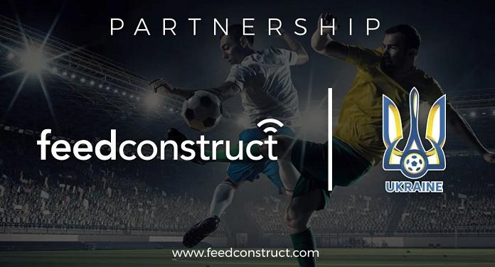 FeedConstruct Assina Acordo Exclusivo com Associação Ucraniana de Futebol