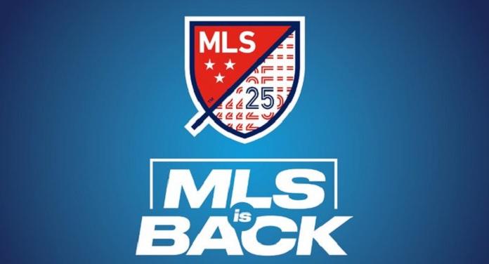 Futebol nos Estados Unidos Voltará com Evento 'MLS is Back' em Julho