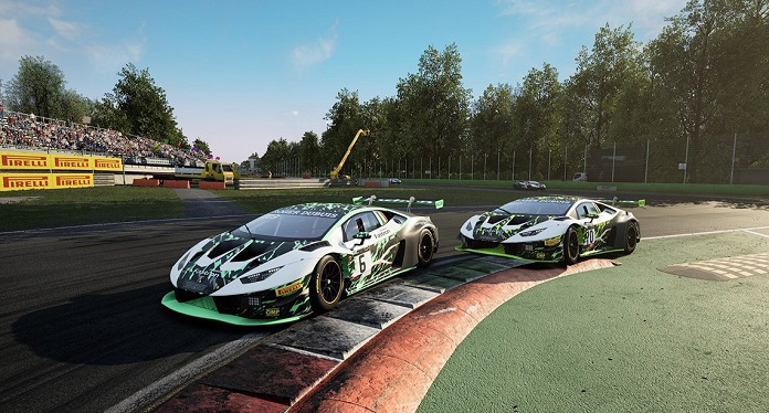 Lamborghini Anuncia Entrada nas Competições de eSports