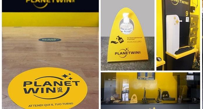 Planetwin365 Reabre As Suas Lojas de Apostas