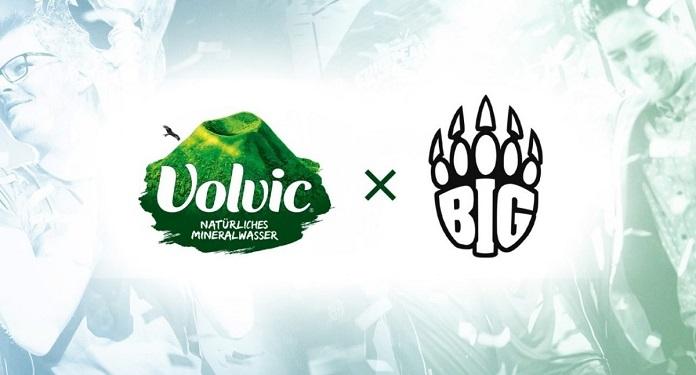 Volvic Firma Parceria com Berlin International Gaming para Setor de Sports