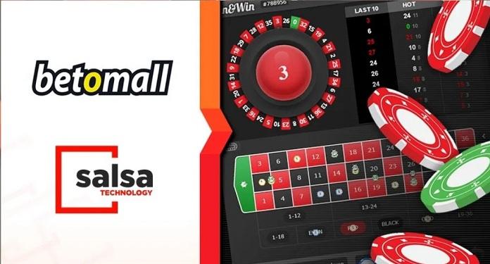 Salsa Technology Adiciona Vídeo Bingos à Plataforma de Jogos Betomall
