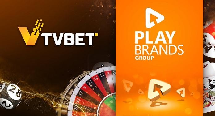 TVBET Assina Acordo de Cooperação com o Playbrands Group