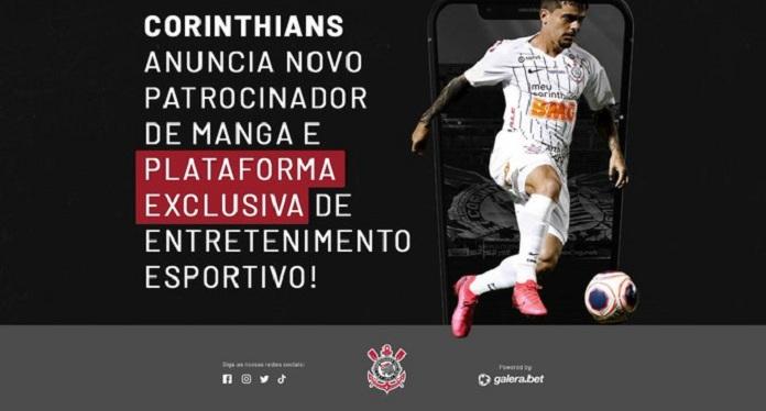 Torcida do Corinthians Escolherá Nome de Site Exclusivo para Apostas
