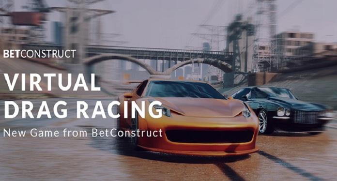 Virtual Drag Racing BetConstruct Lança Novo Jogo de Corrida