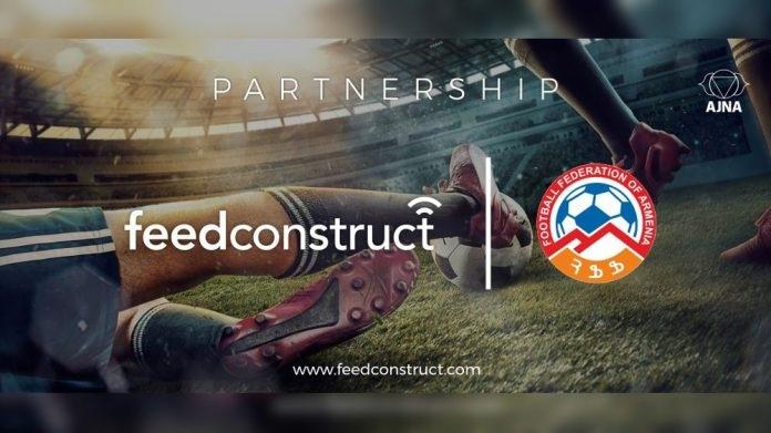FeedConstruct Adquiriu os Direitos de Mídia da Armênia Premier League