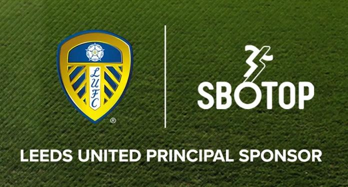 SBOTOP Se Torna Patrocinador Principal do Clube Inglês Leed United