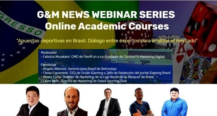 Webinar Gratuito Discutirá Potencial das Apostas Esportivas no Brasil