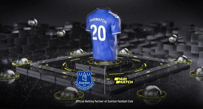 Clube de Futebol Inglês, Everton Fecha Parceria com a Parimatch