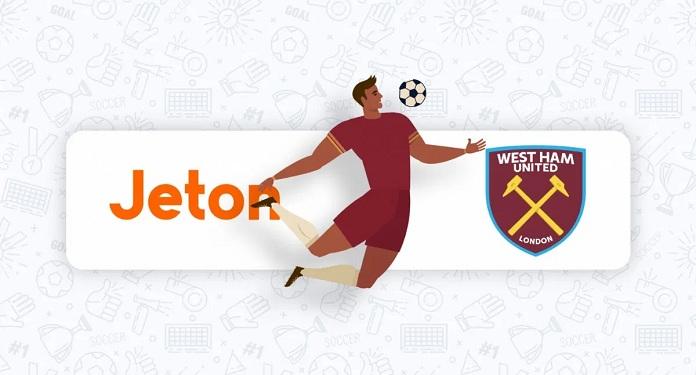 Jeton Anuncia Acerto Comercial com West Ham United, da Inglaterra