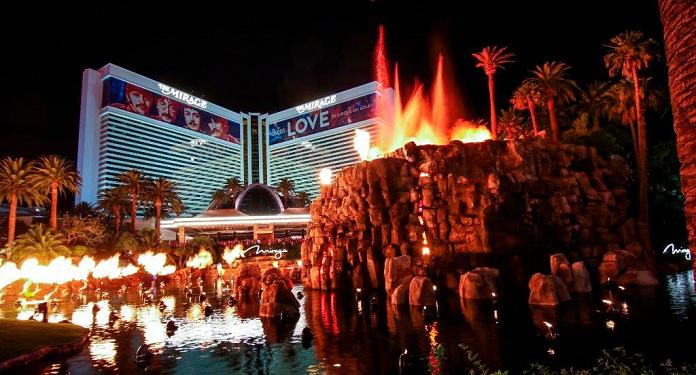 MGM Resorts Reabre o Mirage em Las Vegas