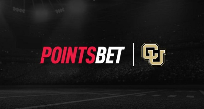 PointsBet Firmou Contrato de Patrocínio com Universidade do Colorado