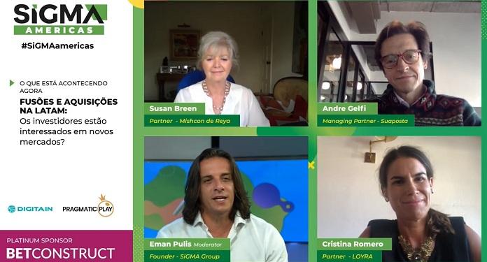SiGMA Américas Especialistas Debatem Avanços da Regulamentação de Apostas no Brasil 3
