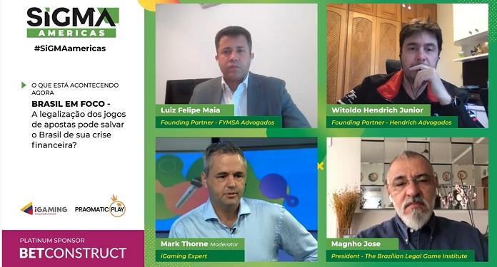 SiGMA Américas Especialistas Debatem Avanços da Regulamentação de Apostas no Brasil