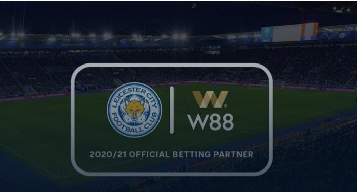 W88 Renova Acordo e Segue Como Parceira de Apostas do Leicester City