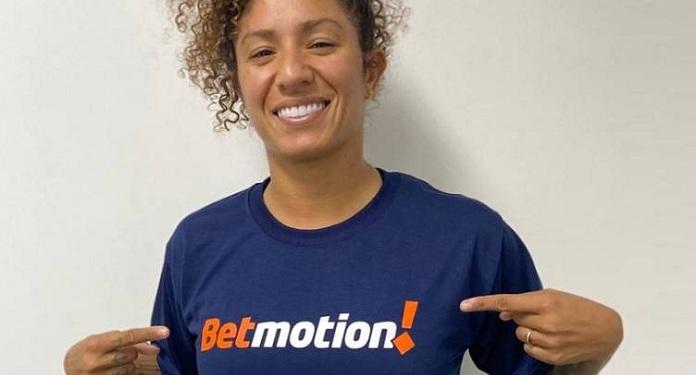 Atacante do Santos, Cristiane é a Nova Embaixadora do Betmotion