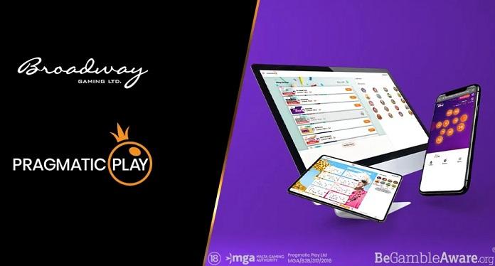 Broadway Gaming Oferecerá Jogos de Bingo da Pragmatic Play nas suas Plataforma