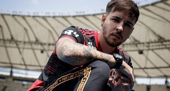 Flamengo Esports Anuncia Campeão de Free Fire como Embaixador