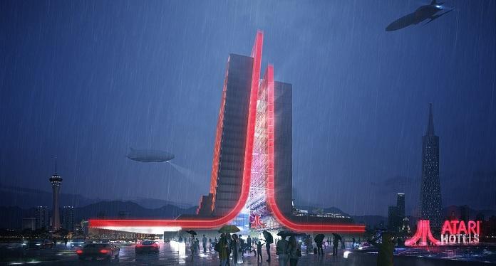 Novos Detalhes Revelados sobre Hotel Inspirado no Atari em Las Vegas