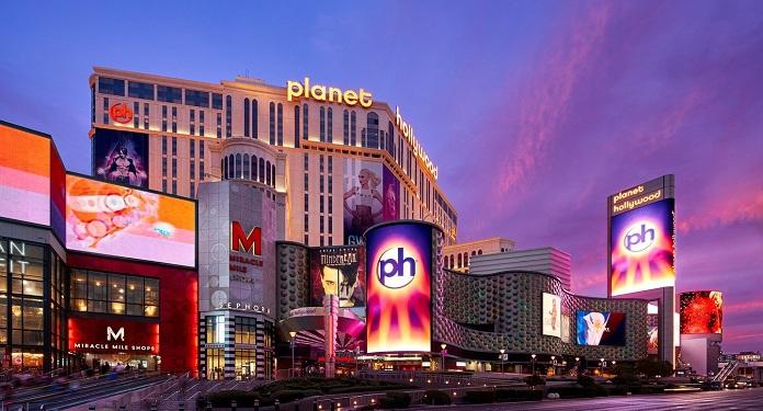 Planet Hollywood Reabrirá na Las Vegas Strip em 8 de Outubro