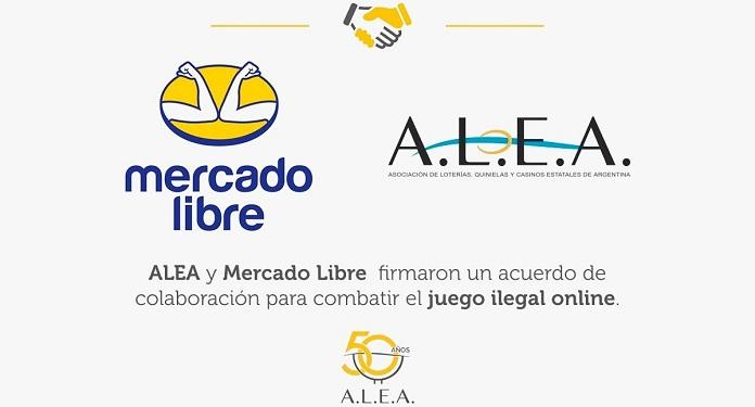 ALEA e Mercado Libre Assinaram Acordo de Combate ao Jogo Ilegal