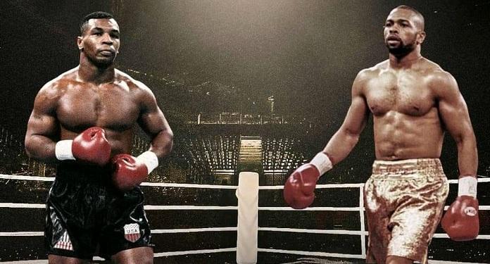 DraftKings fecha acordo de apostas de luta entre Mike Tyson e Roy Jones