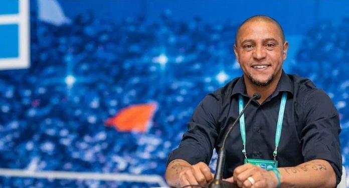 Gazprom Internacional ambassador, Roberto Carlos launches contest on 'love of football'