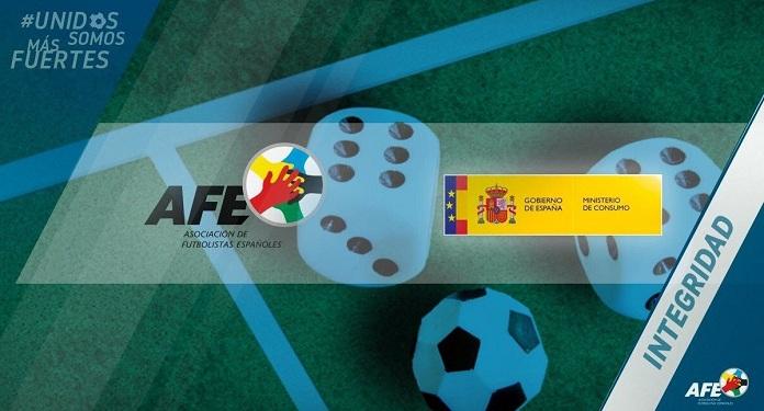 Entidades firmam acordo para combater fraudes nas apostas de futebol na Espanha