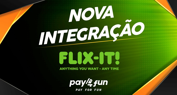 Flixit arrives in the Brazilian market and announces partnership with Pay4Fun
