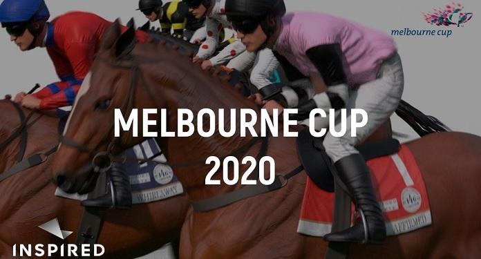 Inspired festeja o sucesso da versão virtual da Melbourne Cup