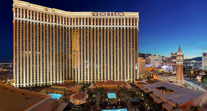 MGM Growth Pretende Adquirir The Venetian, da Las Vegas Sands