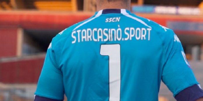 Napoli, da Itália, fecha parceria de conteúdo com StarCasino, da Betsson