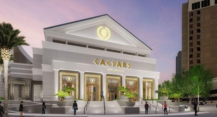 Caesars Entertainment investirá US$ 325 milhões em melhorias em cassino de Nova Orleans